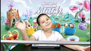 Angry Birds Match: Kids Game I Android I iPad I - One News Page VIDEO