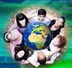 Pestrofarebný svet= ľudia, kultúry a rasy