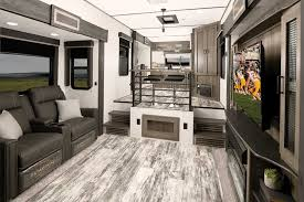 new rvs for 2020 fifth wheels