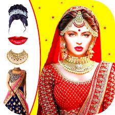 royal indian wedding makeup editor app