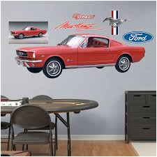Pin By Abbey Churchill On For Hunter Mustang Ford Mustang Wall Decals