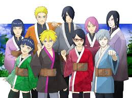 Naruto Hinata Family posted by Ethan Simpson