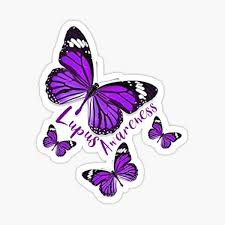 Lupus Awareness Stickers Redbubble