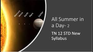 tn 12 std new syllabus summary tamil