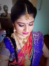 green trends bridal makeup bridal