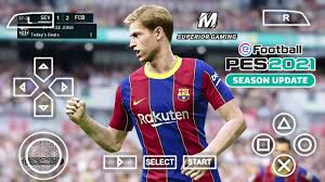 PES 2021 PPSSPP Camera PS5 Android Offline 600MB Best Graphics New Menu  Face Kits & Transfers Update in 2020 | Face kit, Download free app, Best  graphics