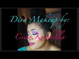 diva makeup from priscilla queen of the