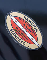 Hamilton Standard Propeller Decal Photograph By David M Porter