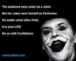 kshitij yelkar motivational quotes joker