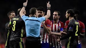 Обзор матча Лиги чемпионов: Атлетико Мадрид - Ювентус