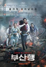 2016 Korean zombie movie Train to Busan ...