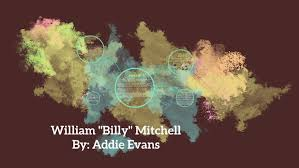 "William ""Billy"" Mitchell by Addie Evans"