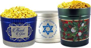 popcorn gifts corporate gift tins