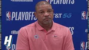 Doc Rivers Postgame Interview - Game 7 | Nuggets vs Clippers | September  15, 2020 NBA Playoffs - YouTube