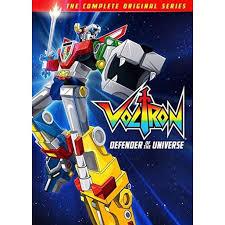 Voltron Defender Of The Universe The Complete Original Series Dvd Walmart Com Walmart Com