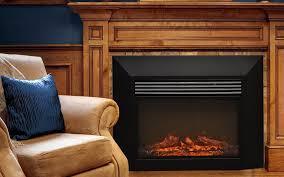fireplace firebox insert wall mounted