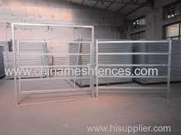 Factory Metal Livestock Farm Fence Panel From China Manufacturer Haotian Hardware Wire Mesh Products Co Ltd