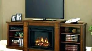 60 inch electric fireplace insert media