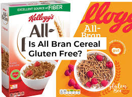 is all bran cereal gluten free glutenbee