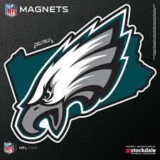 Football Nfl Philadelphia Eagles Logo Car Or Truck Large Magnet Sports Mem Cards Fan Shop Cub Co Jp