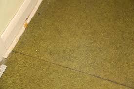 carpet underlay adhesive asbestos