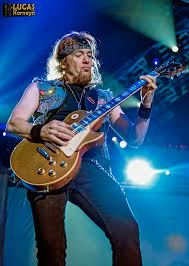 Adrian Smith, Iron Maiden | LUCAS KORNEYÁ | Flickr