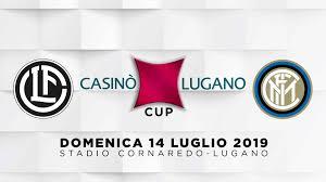 Il 14 luglio la Casinò Lugano Cup tra Lugano e Inter - FC Lugano
