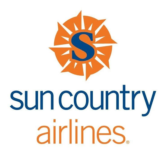 Image result for sun country airlines logo""