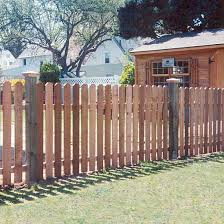 Fence City 36 2 Inch Spaced Picket Red Cedar
