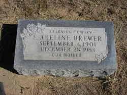 Elma Adeline Martin Brewer (1901-1983) - Find A Grave Memorial