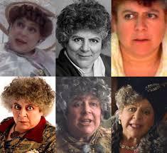 characters: MIRIAM MARGOLYES ...
