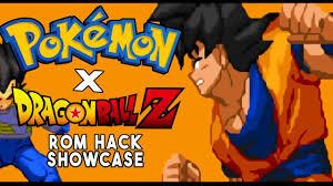 Pokemon dragon ball z rom hack gba download