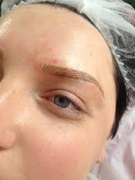 microblading eyebrows the hottest