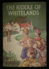 THE RIDDLE OF WHITELANDS by IVY RUSSELL-THOMAS NELSON-H/B D/W-£3.25 UK POST  | eBay