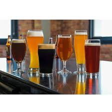 libbey craft brews assorted beer