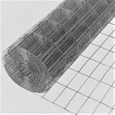 Galvanized Black Welded Wire Fencing Fencing The Home Depot