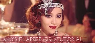 flapper hair and makeup saubhaya