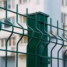 China Bent Fence Welded Mesh Fencing 3d Wire Mesh Fence Manufacturer And Supplier