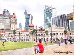 5 best views in kuala lumpur day or