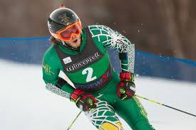 EISA Skiing: UVM Holds Lead Over Colby After Day-One of Colby Carnival