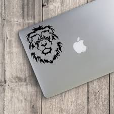 Tribal Lion V2 Custom Vinyl Decal Sticker Choose Your Color Etsy Custom Vinyl Decal Custom Vinyl Vinyl Decals