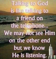 talking to god com