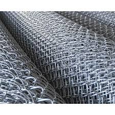 9 Gauge X 2 Chain Link Fence Fabric Aluminum Hoover Fence Co