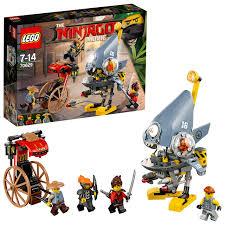 LEGO 70629 Piranha Attack Playset: Amazon.co.uk: Toys & Games