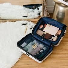 best travel makeup bags organizers