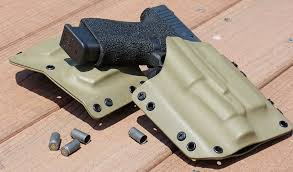 how to make a kydex holster custom