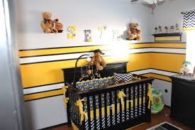 Steeler Football Room Football Rooms Steelers Baby Boys Room Design