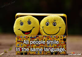 best english smile quotes status images