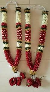 Image result for flower garlands
