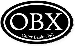 Cafepress Outer Banks Obx Mattantique Black Png Oval Car Mag Oval Car Magnet Euro Oval Magnetic Bumper Sticker Exterior Accessories Amazon Canada